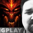Marco Salemi contro Diablo nel Long Play di stasera dedicato all'Anniversary Update di Diablo III
