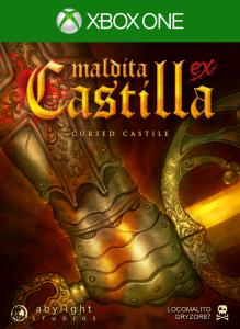 Cursed Castilla per Xbox One