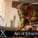 """Styx: Shards of Darkness - Il trailer """"Art of Stealth"""""""