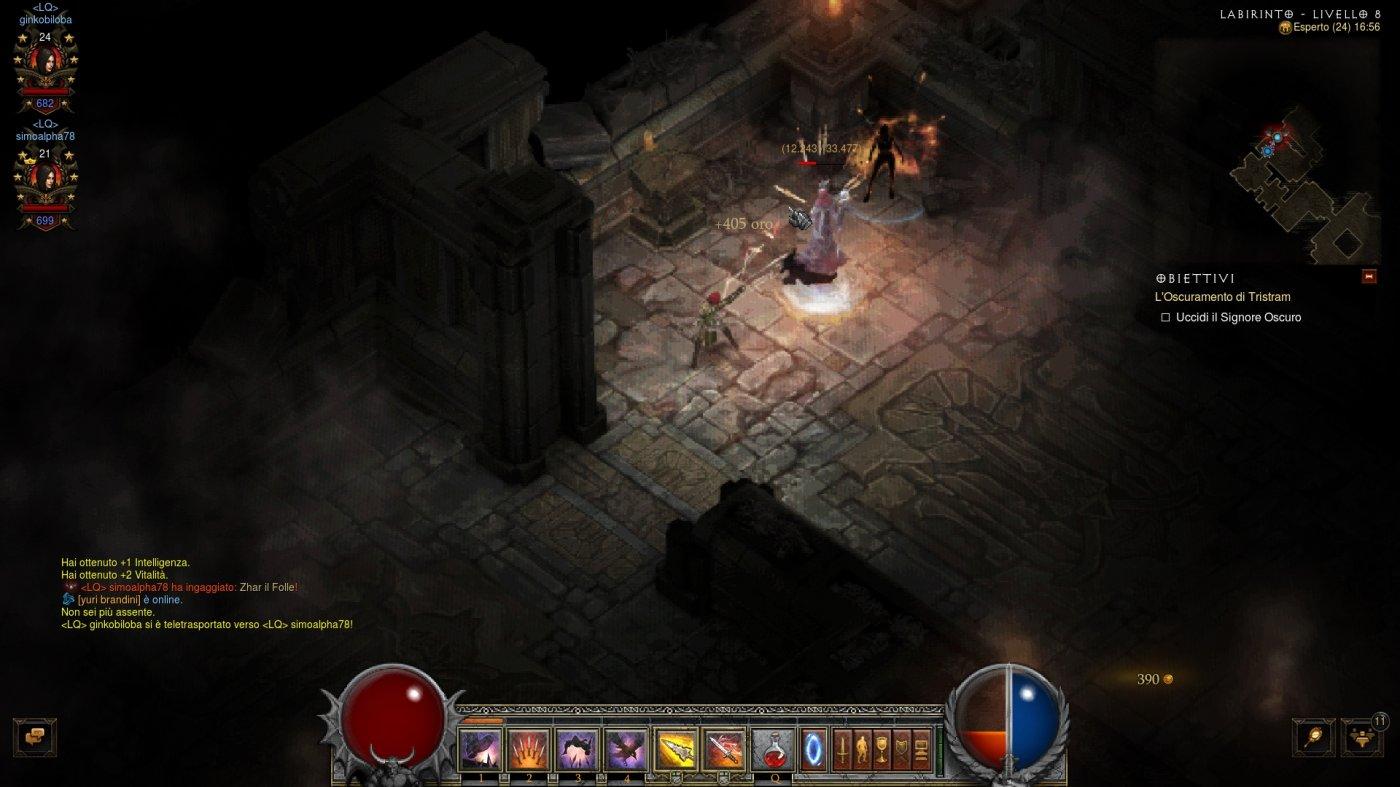 Co-Op Multiplayer