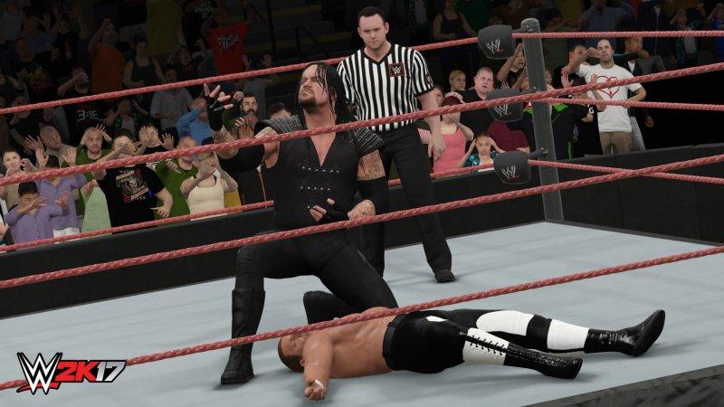 WWE 2K17 arriverà su PC il 7 febbraio, ma stavolta non includerà i contenuti aggiuntivi