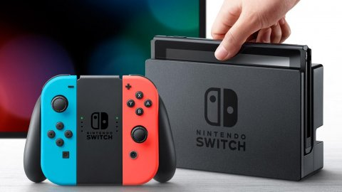 Su Nintendo Switch il mercato retail non mostra segni di cedimento