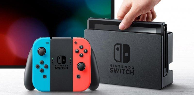 Il 2017 su console Nintendo
