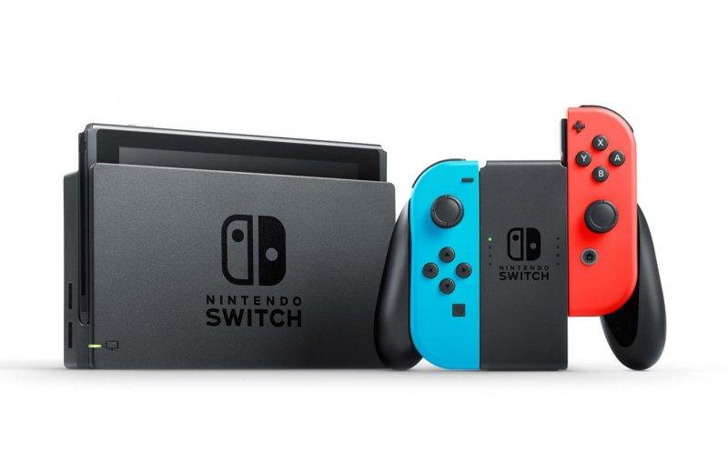 Nintendo Switch ha venduto 4,7 milioni di unità