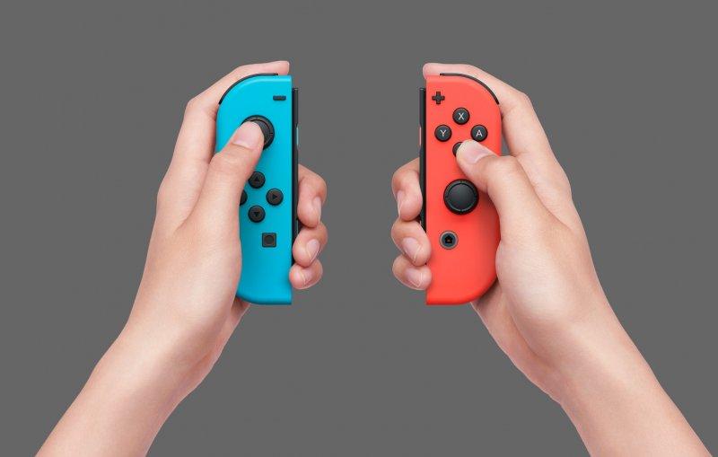 I Joy-Con di Nintendo Switch