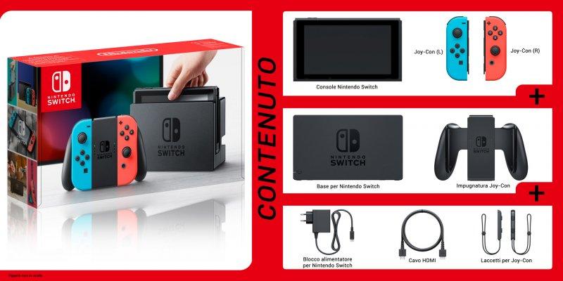 Nintendo Switch, un mercato a parte?
