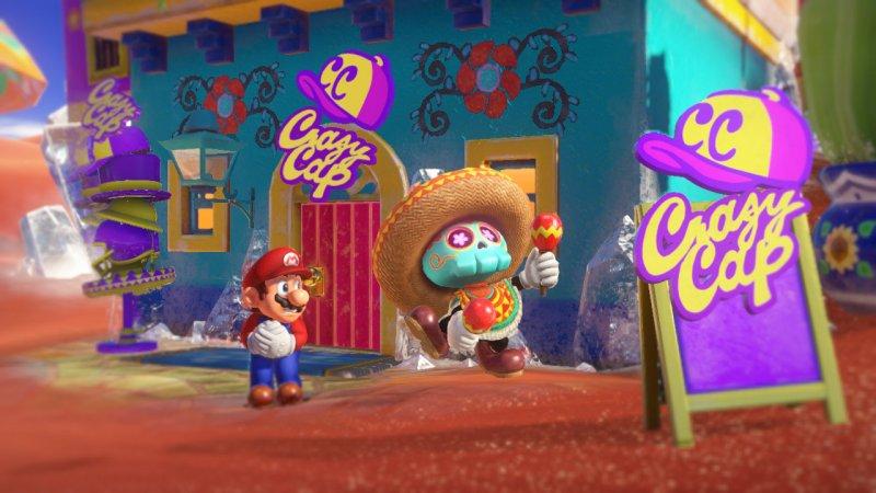 Super Mario Odyssey è il gioco più atteso nel mese di ottobre