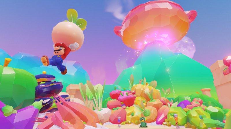 Super Mario Odyssey è il gioco del mese di ottobre: sbaragliata la concorrenza