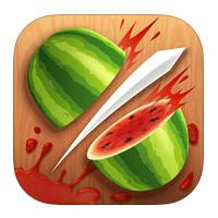 Fruit Ninja per iPad