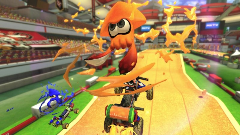 Mario Kart arriva su Switch!