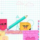 Due video di Snipperclips - Diamoci un Taglio mostrano le modalità Party e Blitz