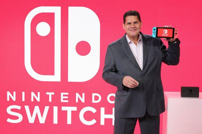 Reggie Fils-Aime ha fatto un riferimento a Super Smash Bros. parlando dell'online di Nintendo Switch