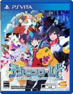 Digimon World: Next Order per PlayStation Vita
