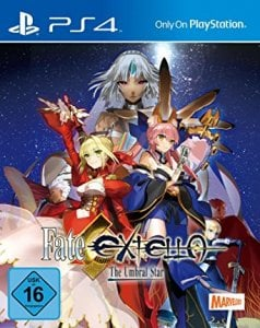 Fate/Extella: The Umbral Star per PlayStation 4
