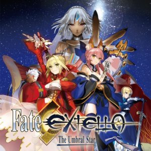 Fate/Extella: The Umbral Star per PlayStation Vita