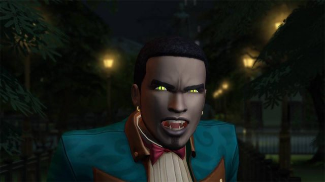 The Sims 4: Vampiri