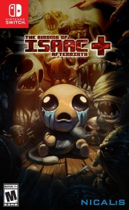 The Binding of Isaac: Afterbirth+ per Nintendo Switch