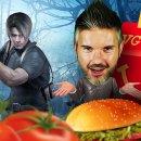 Oggi andiamo a pranzo con Antonio Fucito e Resident Evil 4
