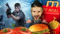 A Pranzo con Resident Evil 4