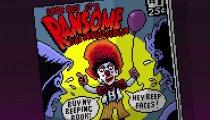 Thimbleweed Park - Trailer su Ransome il Clown