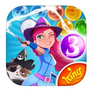Bubble Witch Saga 3 per iPhone