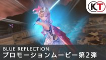 Blue Reflection - Video gameplay