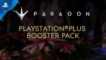 Paragon - Trailer Booster Pack PlayStation Plus