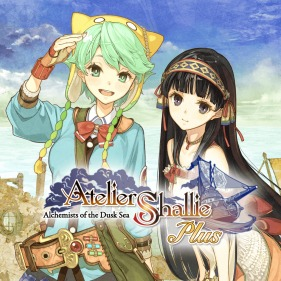 Atelier Shallie Plus: Alchemists of the Dusk Sea per PlayStation Vita