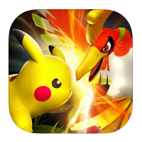 Pokémon Duel per iPhone