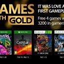 [Aggiornata] Project CARS, Lovers in a dangerous Spacetime e altri nei Games with Gold di febbraio 2017