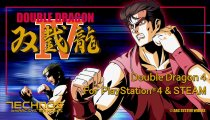 Double Dragon Ⅳ - Il trailer inglese