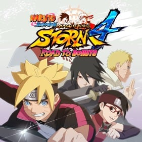 Naruto Shippuden: Ultimate Ninja Storm 4 - Road to Boruto per PlayStation 4