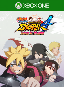 Naruto Shippuden: Ultimate Ninja Storm 4 - Road to Boruto per Xbox One