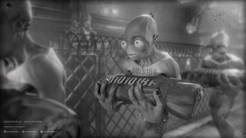 Spunta una prima immagine teaser per Oddworld: Soulstorm
