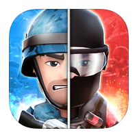 WarFriends per iPad