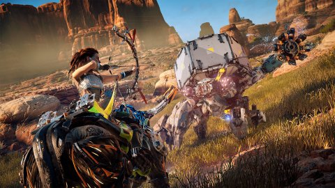 Horizon Zero Dawn free on PS4 and PS5 from tomorrow for everyone: details on date and time