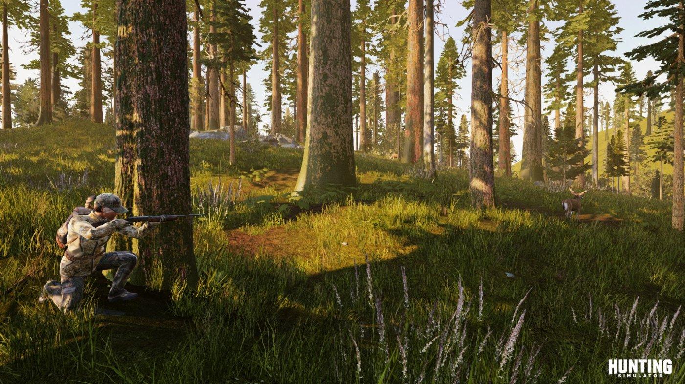Hunting Simulator Ps4 Multiplayer It