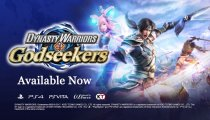 Dynasty Warriors: Godseekers - Trailer di lancio