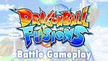 Dragon Ball Fusions - Trailer sistema di combattimento