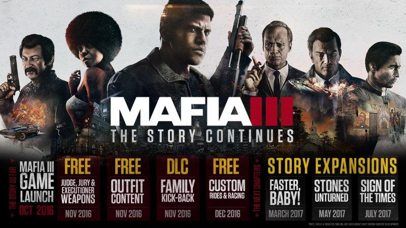 Mafia III non ha mai voluto essere una presa di posizione sociale
