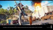 Just Cause 3 - Gameplay con Boost Mode attivato su PlayStation 4 Pro