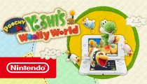 Poochy & Yoshi's Woolly World - Trailer di lancio