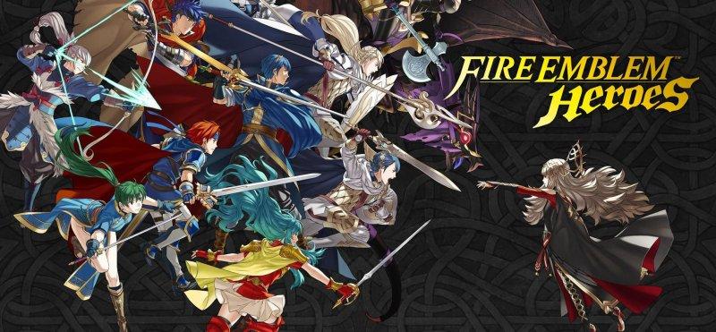 Quattro nuovi eroi e una nuova storia per Fire Emblem Heroes