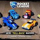 L'aggiornamento di autunno è disponibile per Rocket League