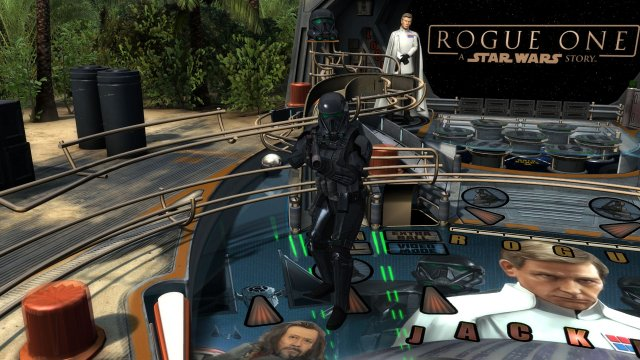 Pinball FX2 - Star Wars Pinball: Rogue One