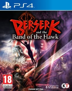 Berserk and the Band of the Hawk per PlayStation 4
