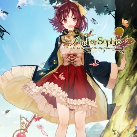 Atelier Sophie: The Alchemist of the Mysterious Book per PlayStation Vita