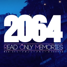 2064: Read Only Memories per PlayStation Vita