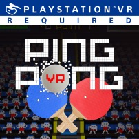 VR Ping Pong per PlayStation 4