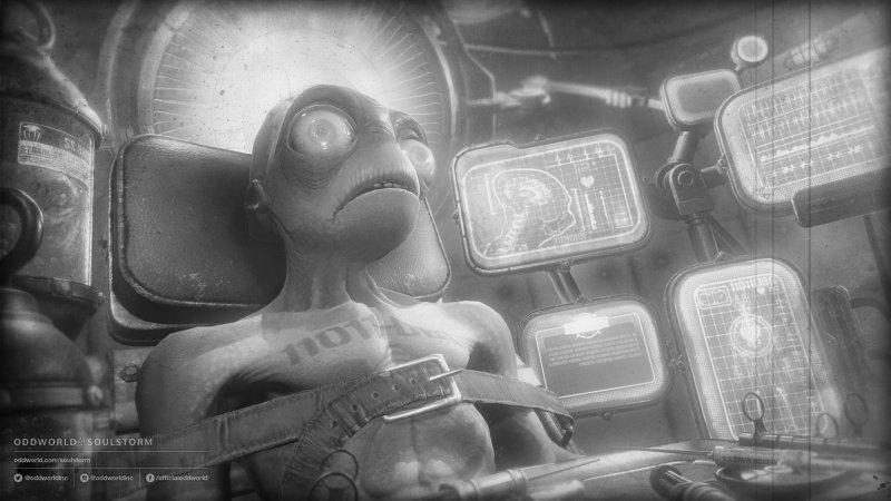 Una seconda immagine teaser per Oddworld: Soulstorm